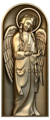 Angels (AN_0053) - 3D model for CNC