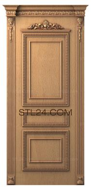 Doors (DVR_0033) 3D models for cnc