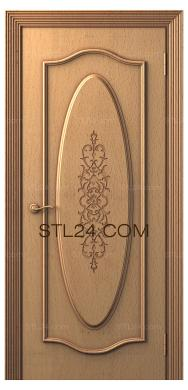 Doors (DVR_0152) 3D models for cnc