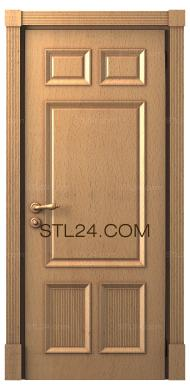 Doors (DVR_0156) 3D models for cnc